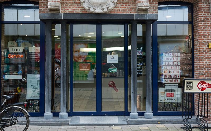 Winkel slotenmakerij Mechelen